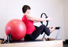 Rower stacjonarny ćwiczenia